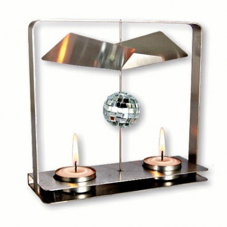 candle-powered-disco-light