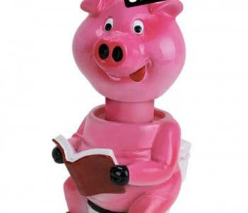 piggy-potty