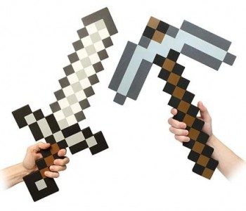 minecraft-axe-pick