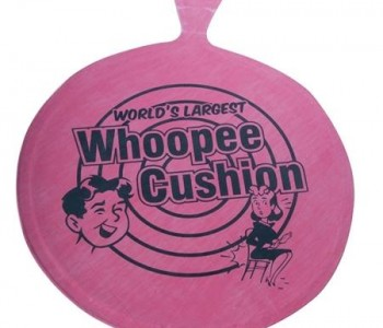 whoppee-cushion