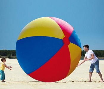 giantbeachball