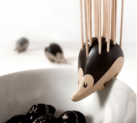 hedgehog-toothpick