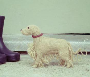 knitted-dog