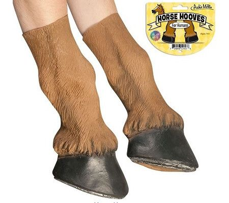 horse-hooves