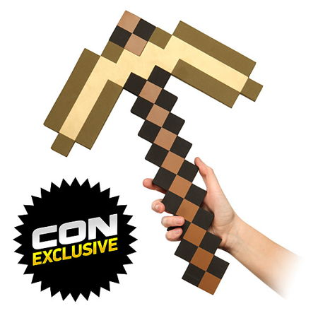 minecraft-golden-foam-pickaxe