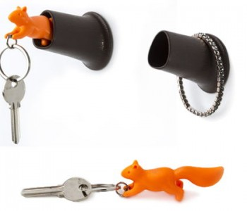 squirrel-key-ring-holder