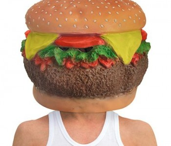 cheeseburger-mask
