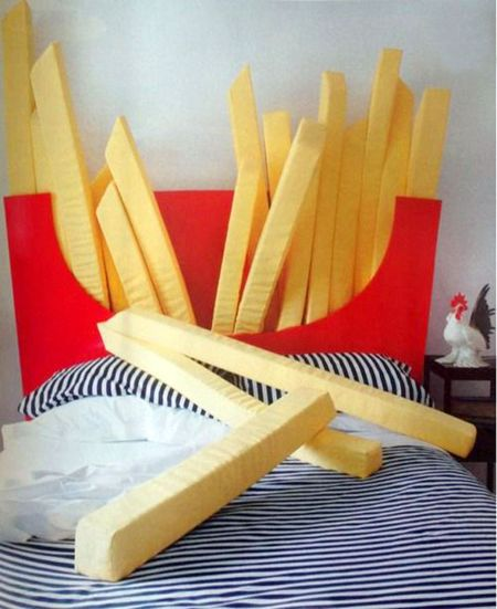 fries-bed