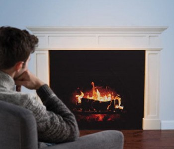 faux-fireplace-decal