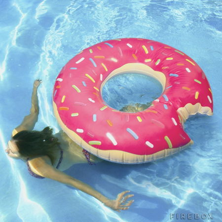 doughnut-pool-float