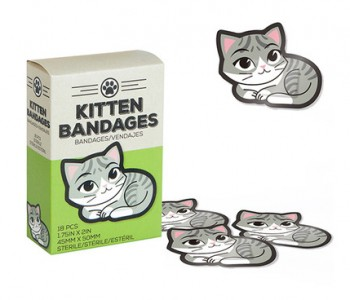 kitten-bandages