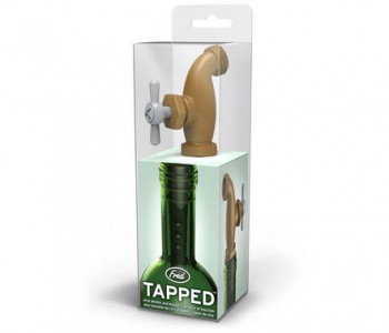 tapped-aerator