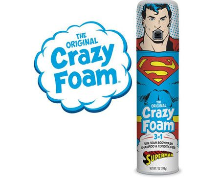 superman-crazy-foam