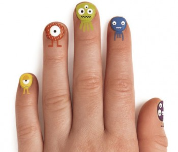 monster-fingernail-friends