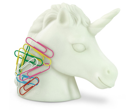 unicorn-paperclip-holder