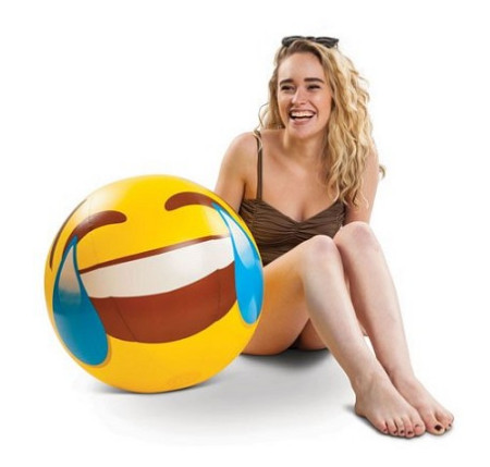 giant-tear-emoji-beach-ball