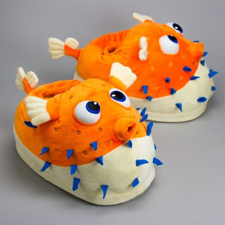 giant-pufferfish-slippers